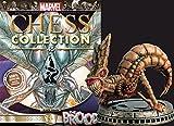 Eaglemoss Marvel Chess Figurine Collection Nº 45 Brood