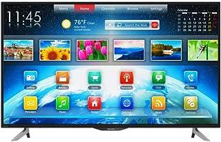 Sharp 4K Ultra HD Smart LED TV 50 inch Black LC-50UA6800X