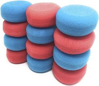 12 Pack. Esponjas hidrófilas para bebés. Gran absorción y suavidad. 12 paquetes individuales con 1 esponja hidrófila.