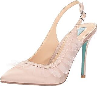 حذاء Sb-mia نسائي أزرق بواسطة بيتسي جونسون