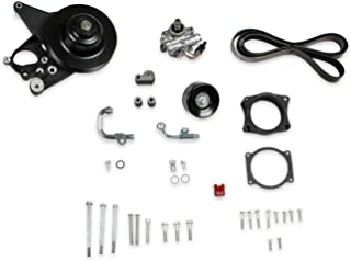 Holley Power Steering Add-On System, Lt4 Wet - Black