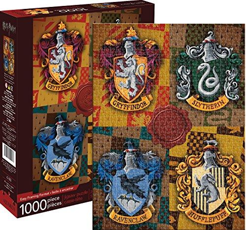 1000 piece harry potter puzzle - 5