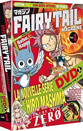 Fairy Tail Magazine-Vol. 1 [Édition Limitée]