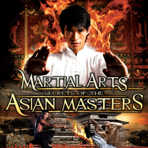Martial Arts  By  cover art