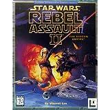 STAR WARS REBEL ASSAULTⅡ スターウォーズ レベルアサルトⅡ(英語版 完訳日本語マニュアル付)  [PC Game Soft Dos/Win95]