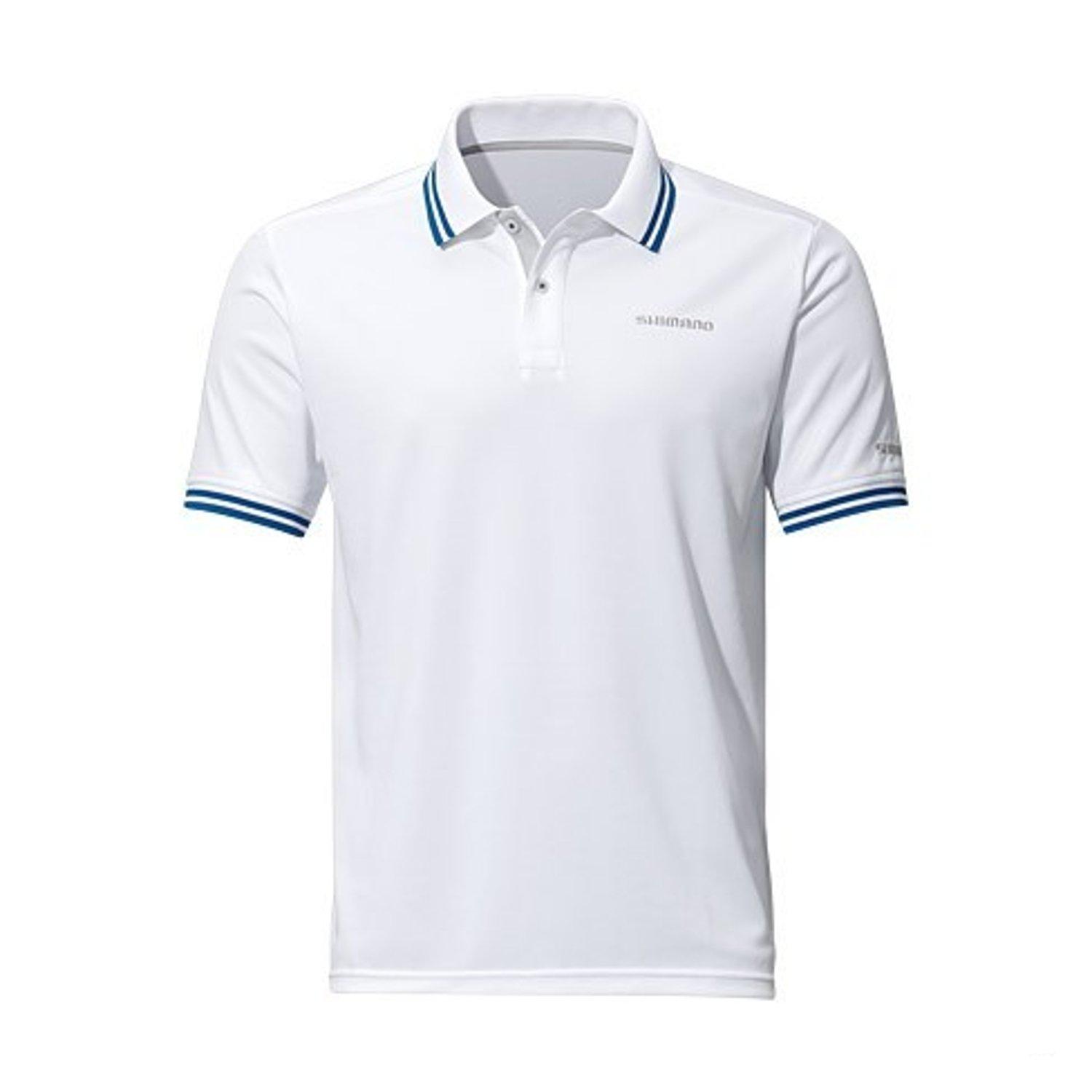 SHIMANO Polo Camiseta, XX-Large: Amazon.es: Deportes y aire libre