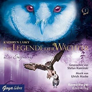 Die Entführung (Die Legende der Wächter 1) Titelbild