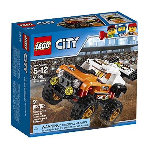 LEGO 6174471 City Great Vehicles Stunt Truck 60146 Building Kit