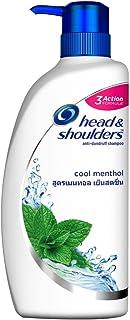 Head & Shoulders Anti-Dandruff Shampoo, Cool Menthol, 720ml