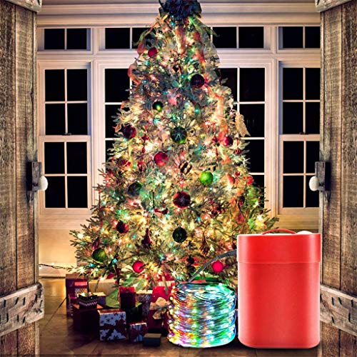 Filo di Rame LED Stringa Luci Illuminazione  Per Albero Di Natale