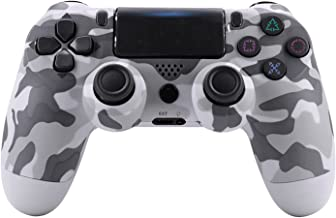 $47 » YTKJ Wireless Controller Compatible with PS4 Console, P-4 Remote Control for Playstation 4 System, Great Joystick Gift for...