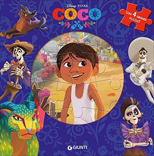 Coco. Libro puzzle. Ediz. a colori