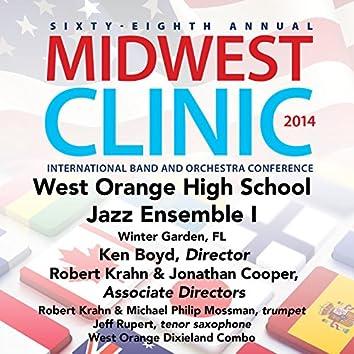 2014 Midwest Clinic: West Orange High School Jazz Ensemble I (Live)