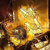 LED イルミネーションライト 室内 防水 イルミネーションライト クリスマス ライト装飾 電池式 室外 室内 装飾 結婚式 パーティー 飾り ライト 3m 20球