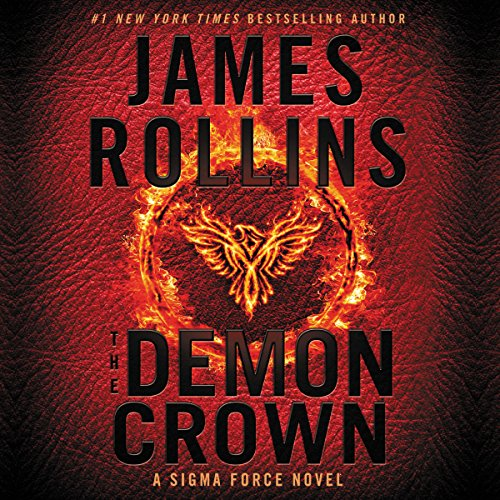 The Demon Crown audiobook cover art