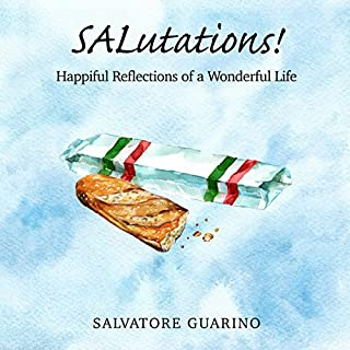 SALutations! audiobook cover art