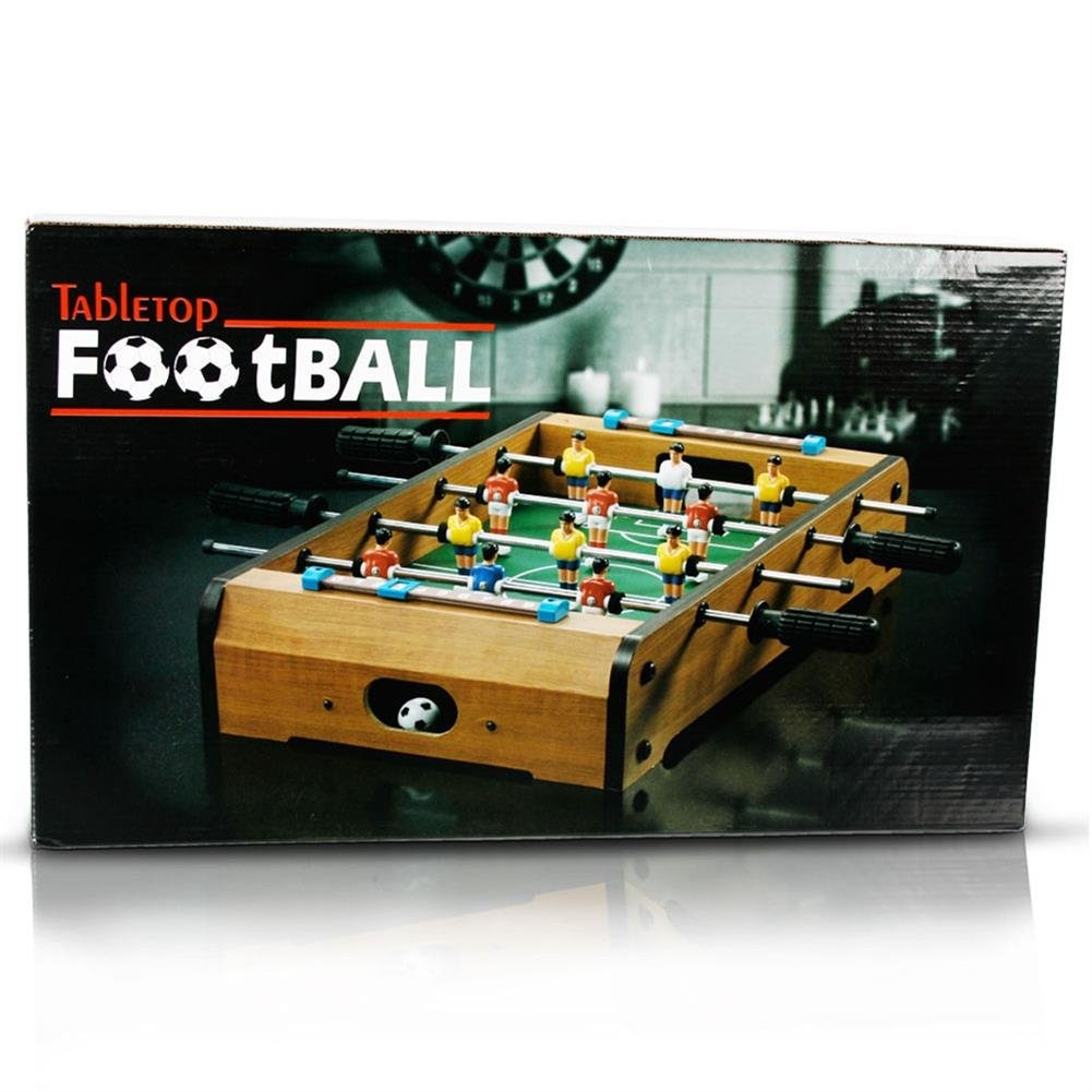Deluxe Mini mesa Futbolín: Amazon.es: Hogar