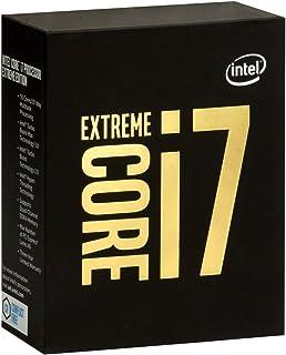 Intel BX80671I76950X Core i7 6950X - Procesador de sobremesa (3,00 GHz, LGA2011 V3 25MB, CPU de alta gama), color negro