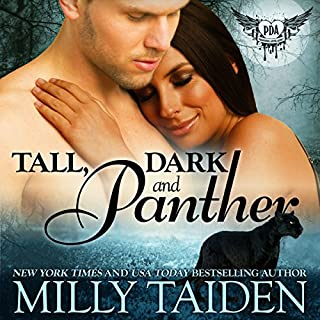 Tall, Dark and Panther (Paranormal Dating Agency, Book 5) audiobook cover art