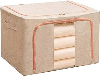Lpiotyucwh Paniers et Boîtes De Rangement, Sac de rangement à grande capacité, boîte de rangement de vêtements, sac en tis...