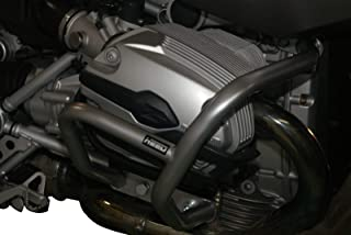 Defensa Protector de Motor HEED para R 1200 GS (2004-2012) Basic Plata