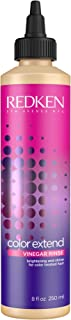 Redken Color Extend Vinegar Rinse (Brightening and Shine - For Color Treated Hair) 250ml/8oz