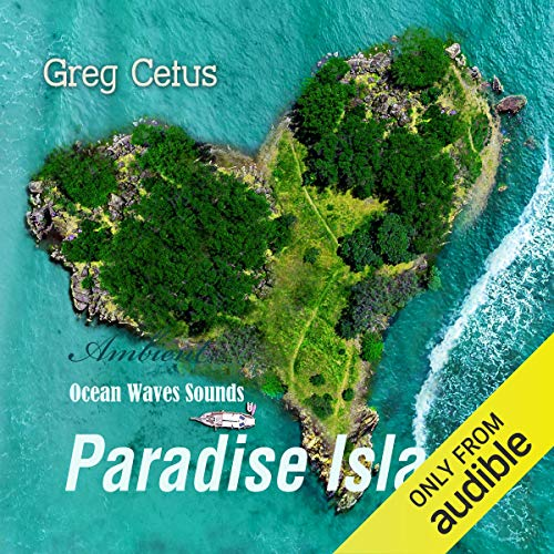 Paradise Island audiobook cover art