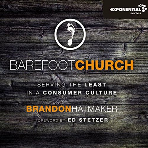 Barefoot Church cover art