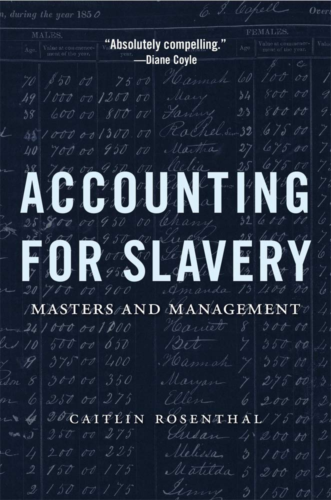 Image OfAccounting For Slavery: Masters And Management