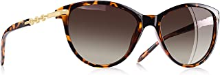 AOMASTE Retro Polarized Sunglasses for Small Face Women 100% UV400 Protection Lens Driving Outdoor Eyewear
