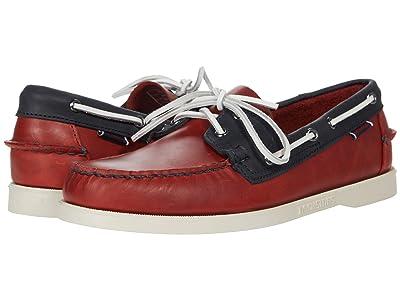 Sebago Portland Waxy Leather