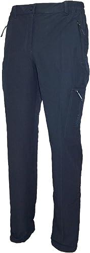 Hot Sportswear BENIA Anthracite Pantalon voyage De Loisirs Pantalon