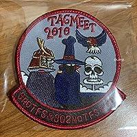航空自衛隊 ワッペン パッチ TAGMEET 2010