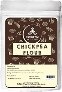 Best organic chickpea flour Reviews