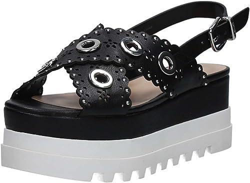 Liu Jo S18065E0332 Sandales Compensées Femmes