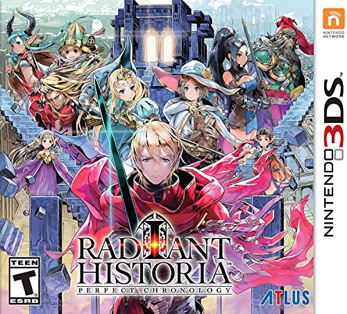 Radiant Historia: Perfect Chronology - Nintendo 3DS