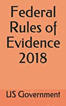 Federal Rules of Evidence 2018