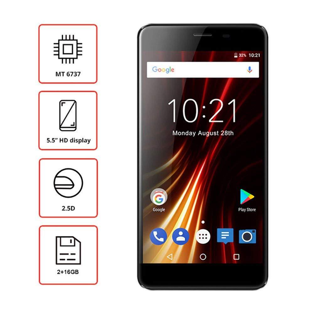 iLA S1 Smartphone Libre 4g 5.5, 5000mAh Batería Teléfono Moviles ...