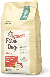 Green Petfood Farmdog Country Adult/Senior 10 kg