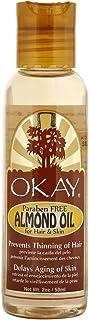 Okay Almond Oil, 2 oz