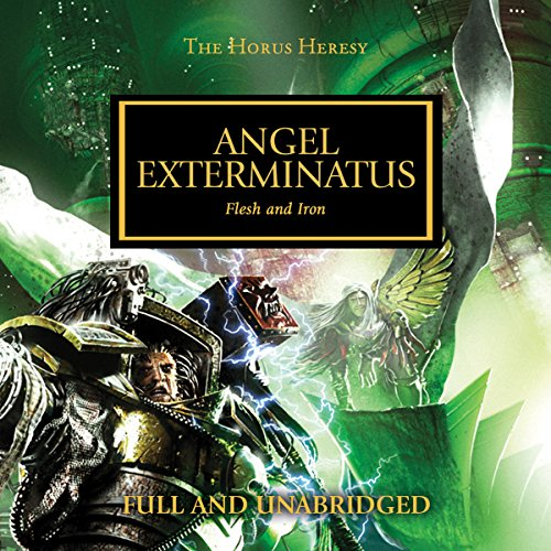 Angel Exterminatus audiobook cover art