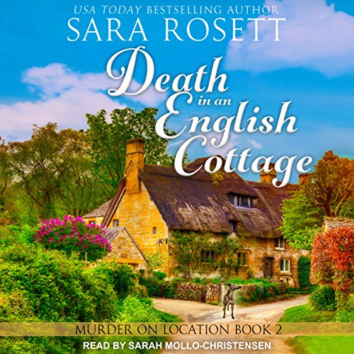 Death in an English Cottage cover art