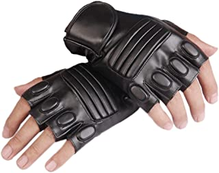 fingerless gloves fashion men