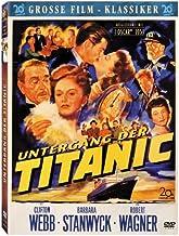 Untergang der Titanic (1953) X [Import allemand]