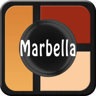Marbella Offline Map Travel Guide (Kindle Tablet Edition)