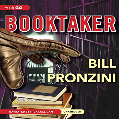 The Booktaker cover art