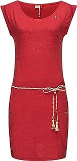 Ragwear Robe Sweatkleid Femmes Taille M à XL 354 bleu