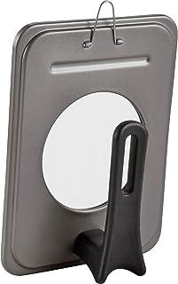和平フレイズ フライパンカバー スタンド式ハンドル軽量パンカバー リーンズ 12×14cm 12×17cm 12×18cm 13×18cm 兼用 ふっ素樹脂加工 ガラス窓付 LR-8092