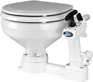 Jabsco Twist 'n' Lock Manual Head, Marine Toilet