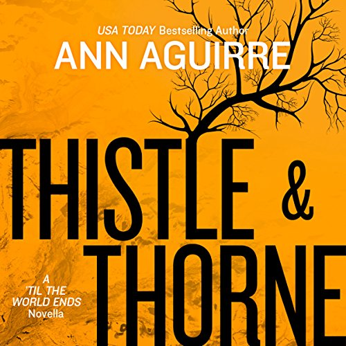 Thistle & Thorne audiobook cover art